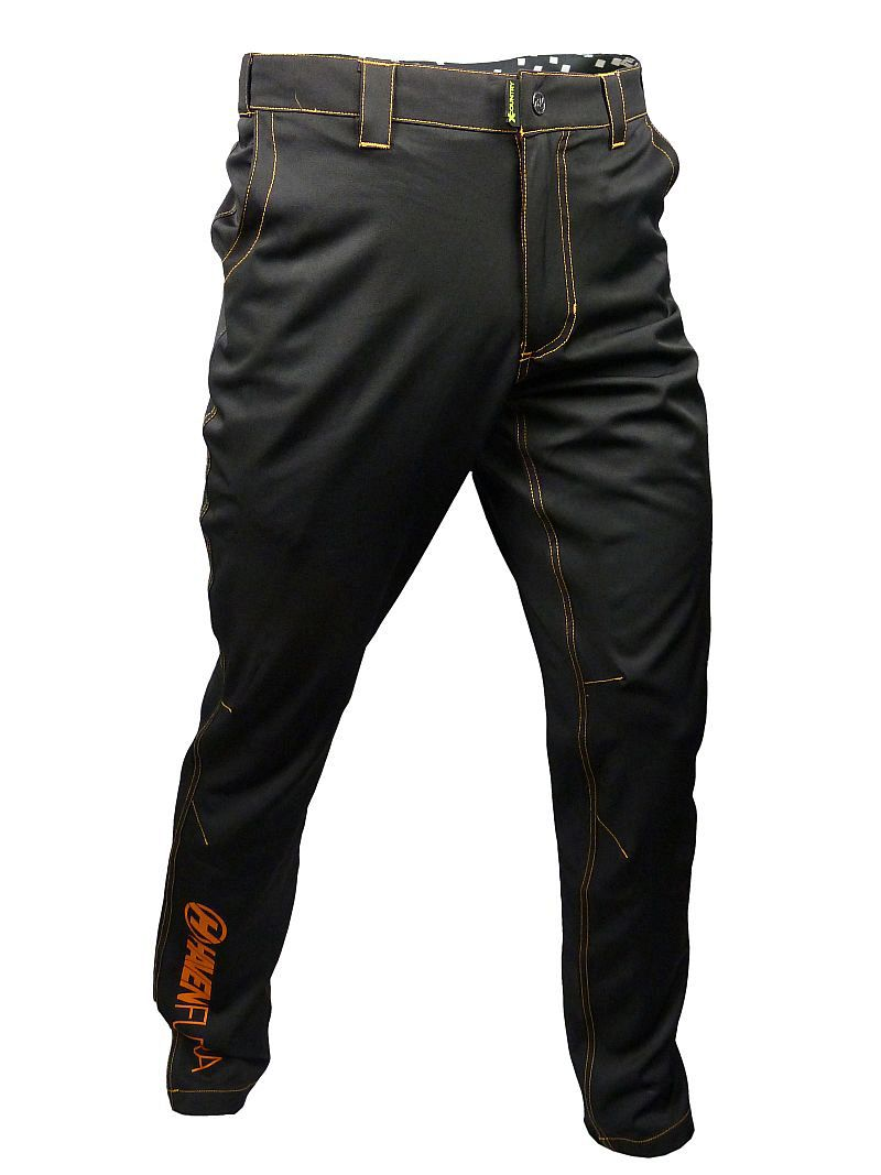 Kalhoty HAVEN FUTURA black/orange, vel. XXL
