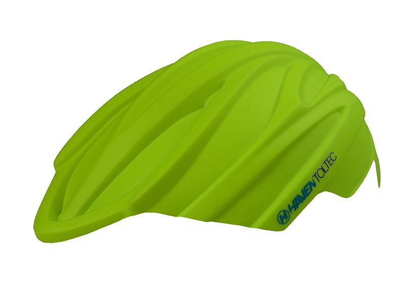 Kryt na přilbu HAVEN Toltec Rain Protection Green, vel. L/XL