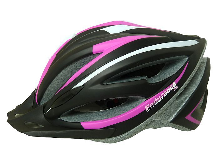 Přilba HAVEN ENDURANCE LITE black/pink, vel. XXL