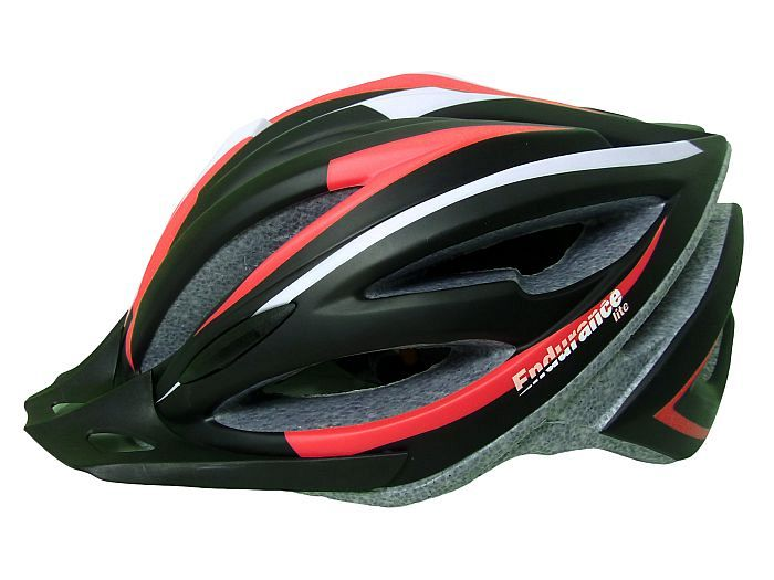 Přilba HAVEN ENDURANCE LITE black/red, vel. XXL