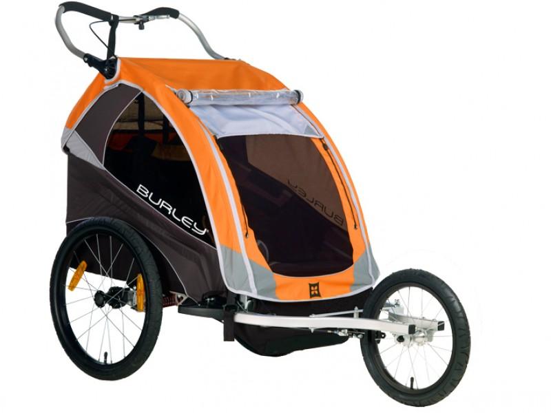 BURLEY - jogging set k cyklovozíkům Burley (Jogger kit bez brzdy pro modely Burley dLite, Cub a Encore)