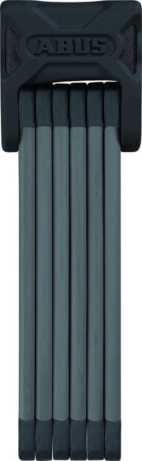 Zámek ABUS Bordo 6000, barva černá (Zámek na kolo, délka 75 cm)