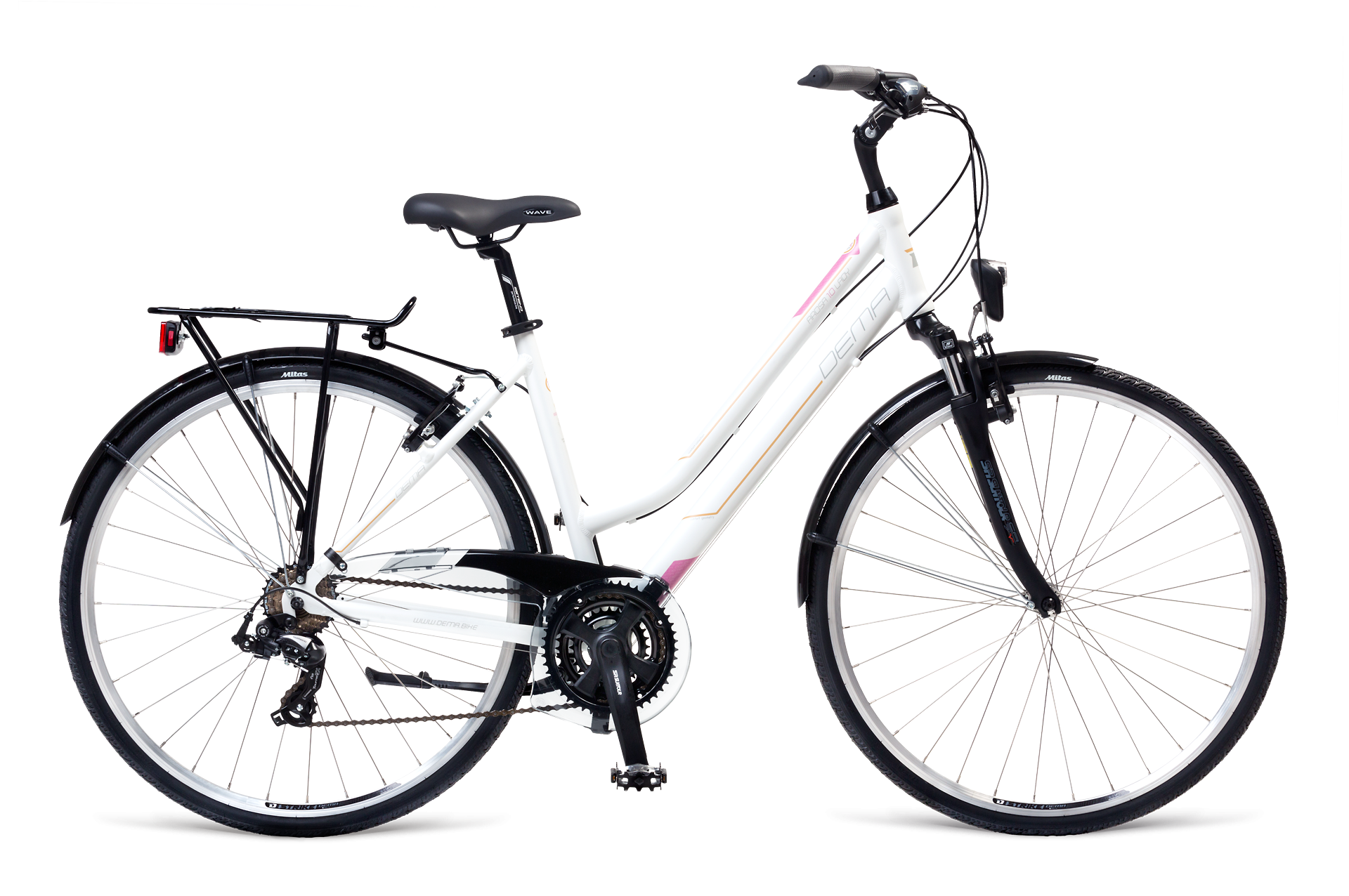 "Dema AROSA 1.0 Lady 16"" white, 2017"