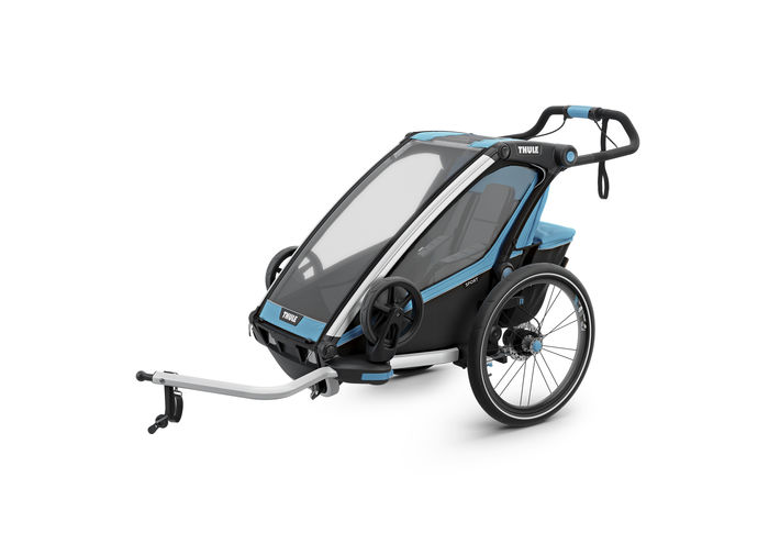 THULE CHARIOT CTS SPORT1, BLUE, 2017