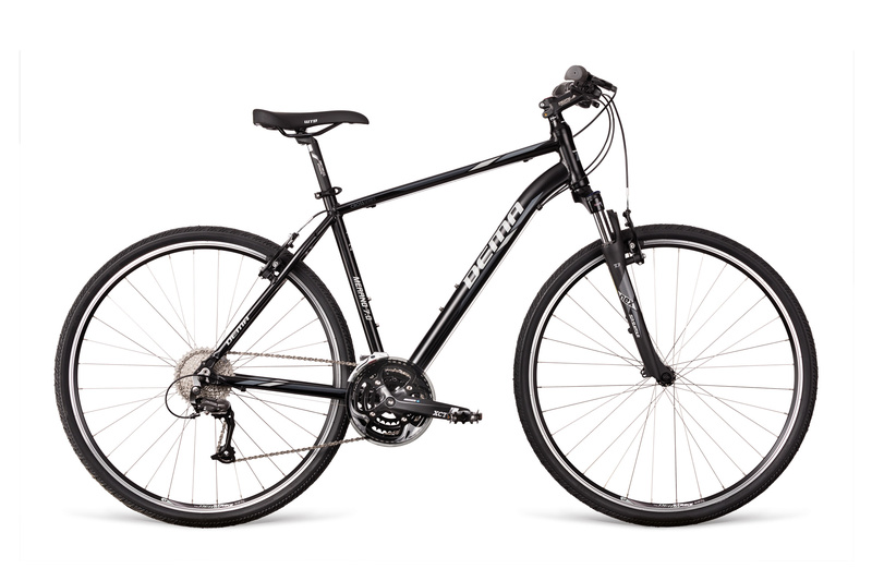 "DEMA MERANO 7.0 20"" 2018 black-grey"
