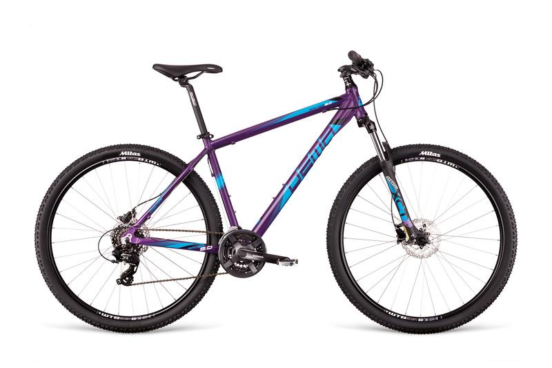 "Dema RAVEO 9.0 LTD 2018 21"" violet"