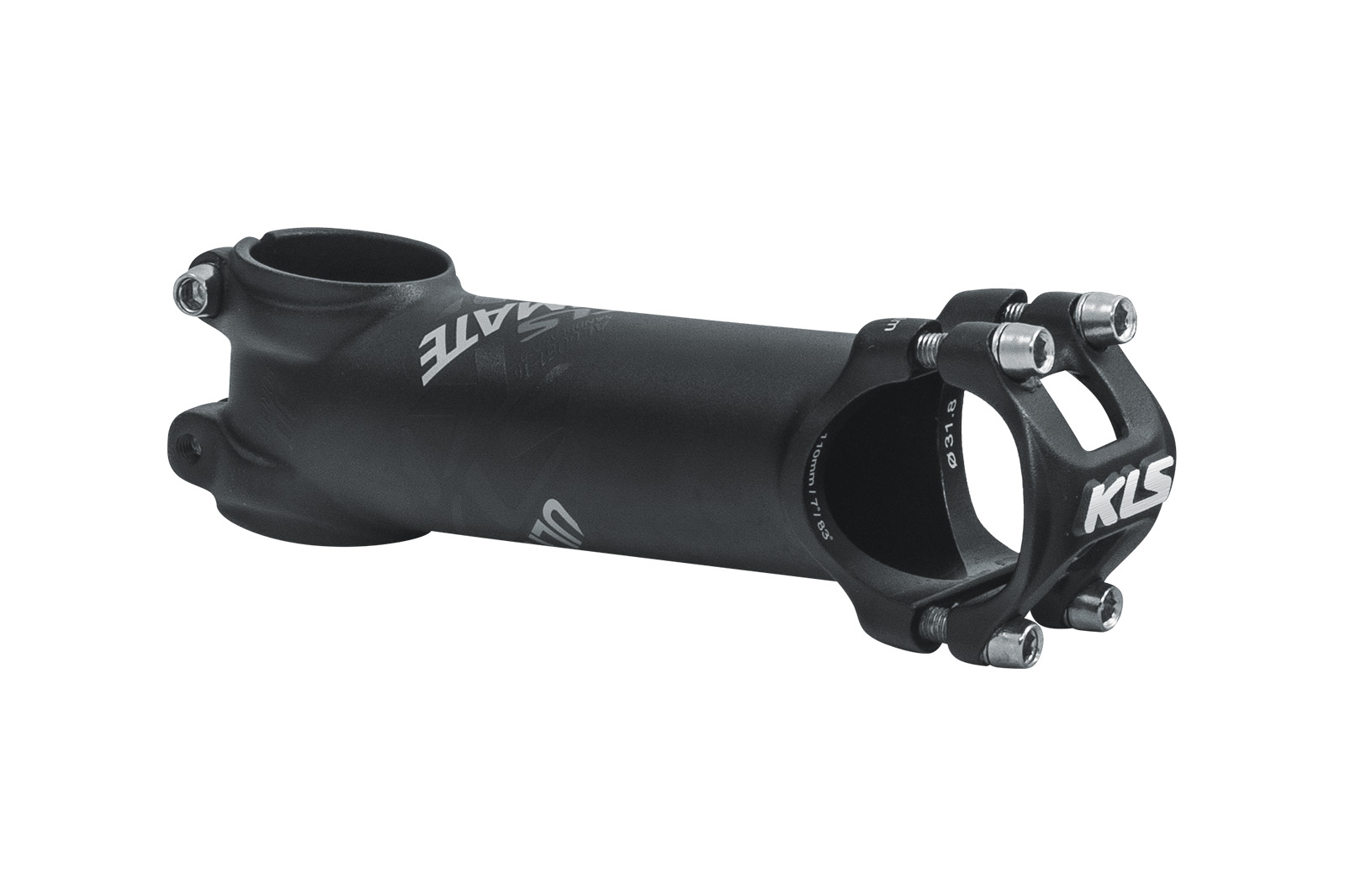 Představec KLS ULTIMATE XC 70 black 017, 100mm