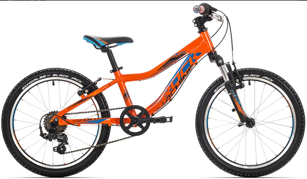 "Rock Machine Storm 20"" 2017 orange/blue/black"