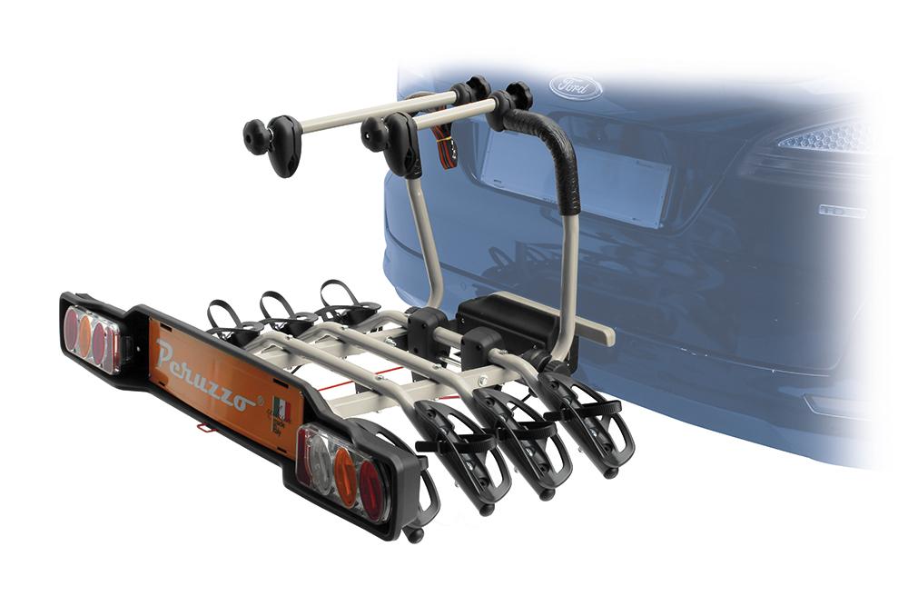Peruzzo Parma 4 - pro 4 kola - nosič kol na tažné zařízení (osobní odběr na prodejně ZDARMA)