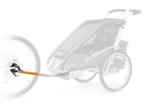 CTS Chariot Cyklistický set AXLE CHINOOK (pouze pro vozíky CHARIOT CHINOOK 1 a 2, bike set)