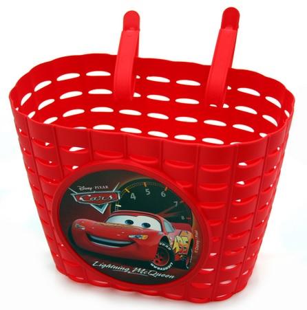 Přední plastový košík Cars