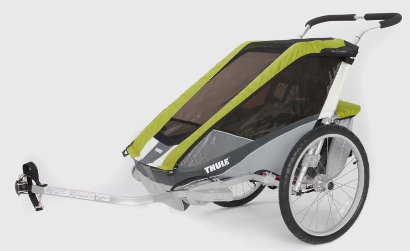 Thule Cougar 2 2014 - ZDARMA cyklistický set a dopravné