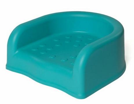 Sedák BabySmart Classic - aqua - ZDARMA dopravné (podsedák - povýšení malých dětí na velké)