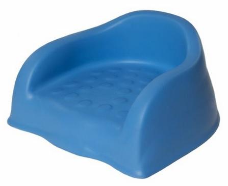 BabySmart sedák Hybak - světle modrý - zdarma dopravné (BabySmart podsedák HYBAK - povýšení malých dětí na velké)