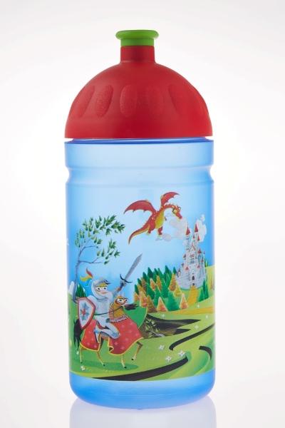 Zdravá lahev - 0,5l RYTÍŘ (nový motiv zdravé lahve!)