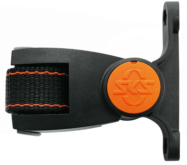 Adaptér SKS pro držák na lahev (k montáži na rám, podpěrky sedla a představce)