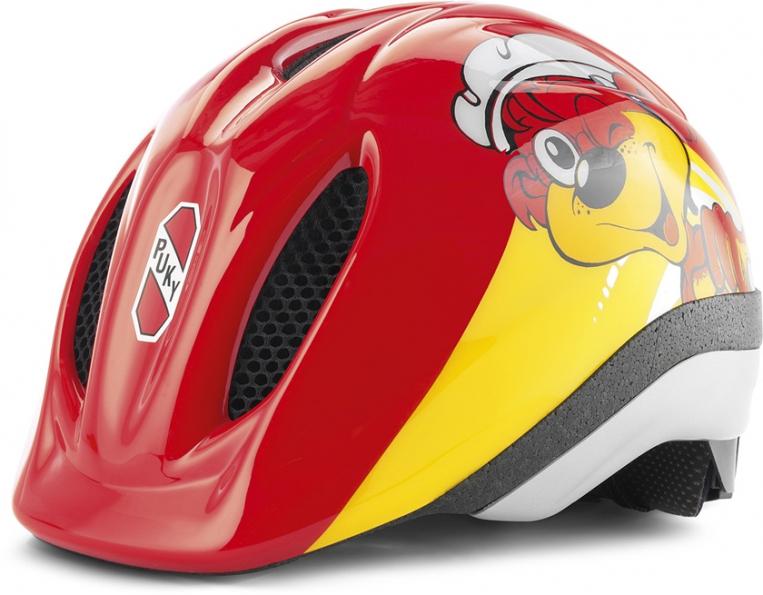 Dětská cyklistická přilba-helma PUKY, vel. 44 až 49 cm (Velikost XS, pro obvod hlavy 44 až 49 cm) - 2013