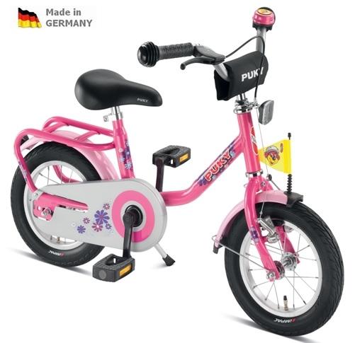 """PUKY Z2 Dětské kolo růžová 12"""" 2013 - ZDARMA dopravné a AKCE"""