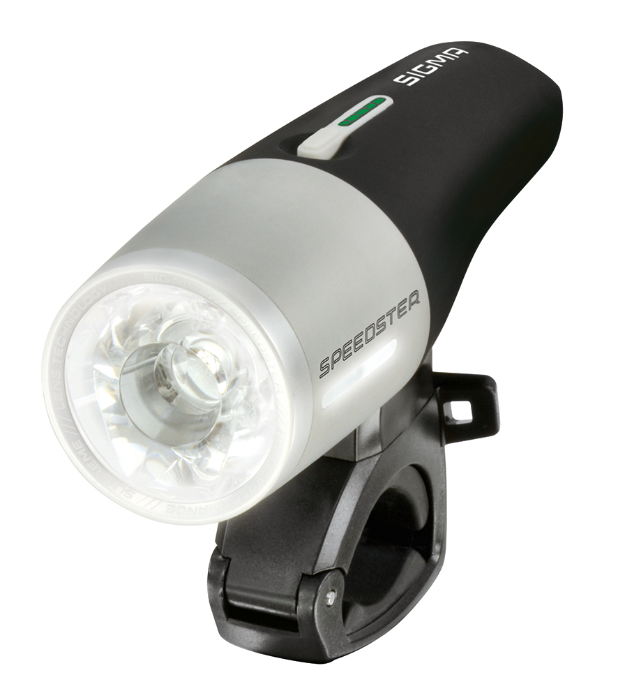 Svítilna přední SIGMA SPEEDSTER USB (světlo na kolo přední)