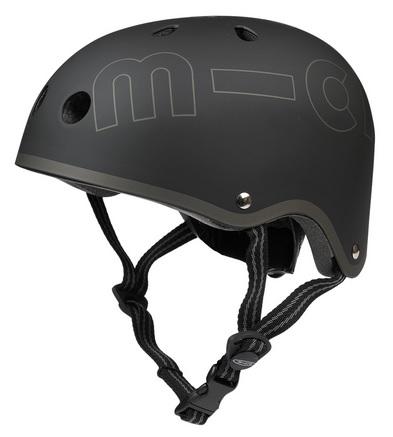 Cyklistická přilba - helma MICRO Black, velikost M (pro obvod hlavy 53-58 cm) - 2013
