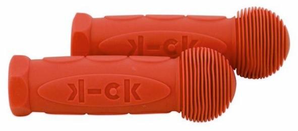 Grip Micro 1277 - červený (určeno pouze pro níže specifikované koloběžky Micro)