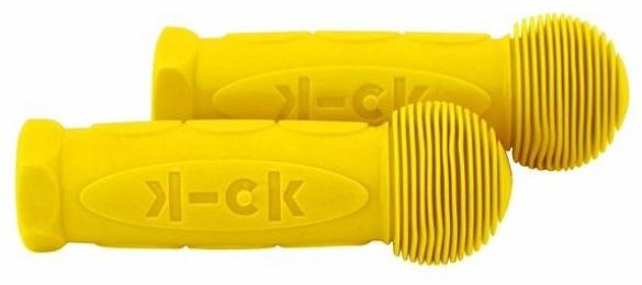 Grip Micro 1278 - žlutý (určeno pouze pro níže specifikované koloběžky Micro)