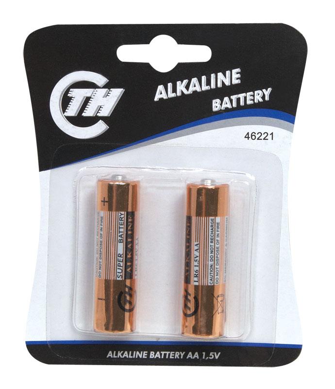 baterie tužkové AA / 1,5V 1 x 2 ks (tužkové baterie)