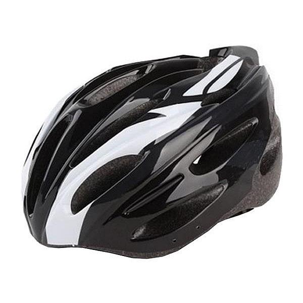 NEXELO cyklistická přilba FOTON bílo/černá M 55-58 cm 2016