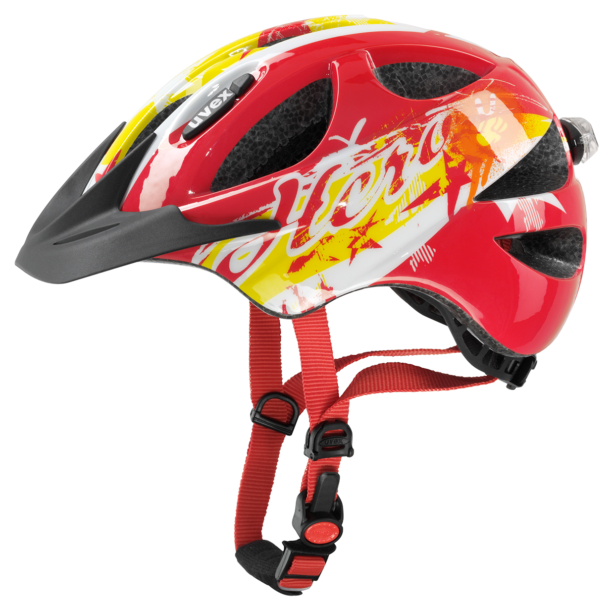 UVEX HERO, 2015 HERO RED