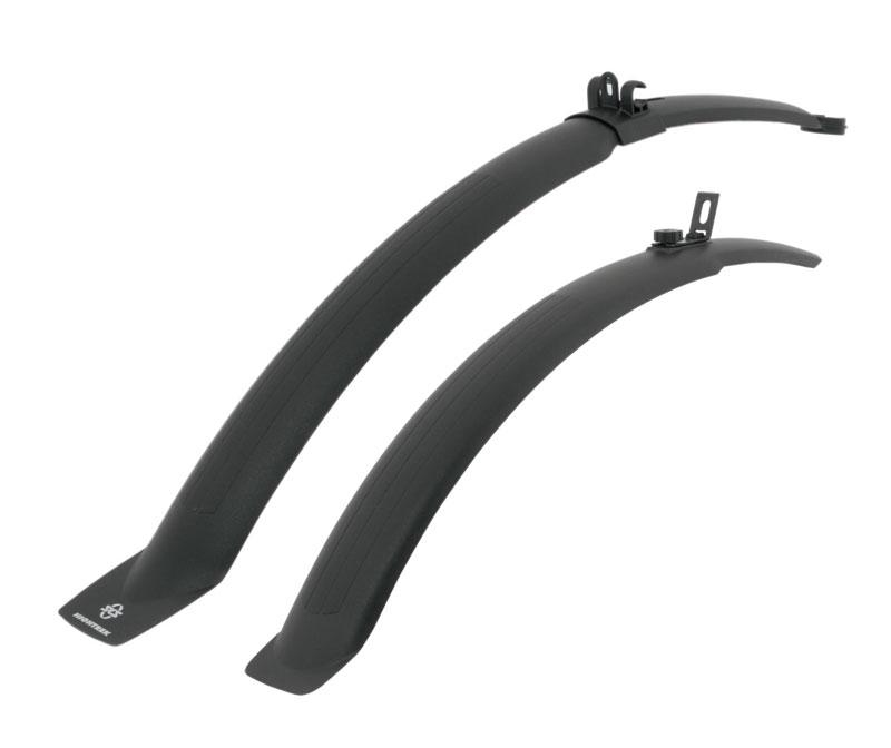 """blatníky SKS HIGHTREK JUNIOR 20"""" """"V"""" SET, černé (blatníky plastové vhodné na """"V"""" brzdy)"""
