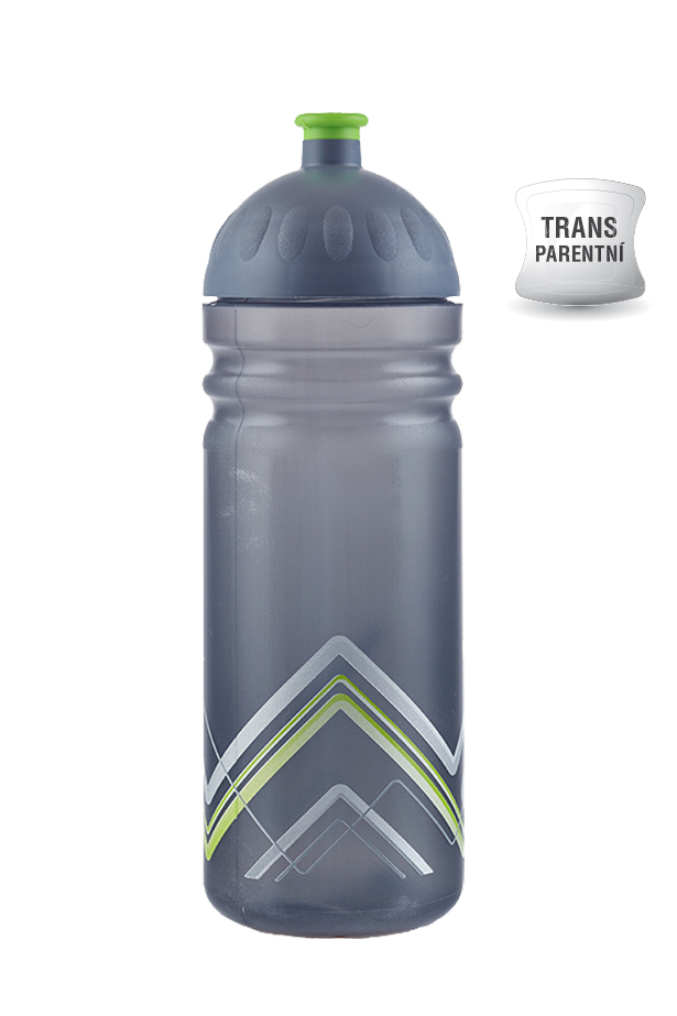 Zdravá lahev BIKE Hory zelená 700ml