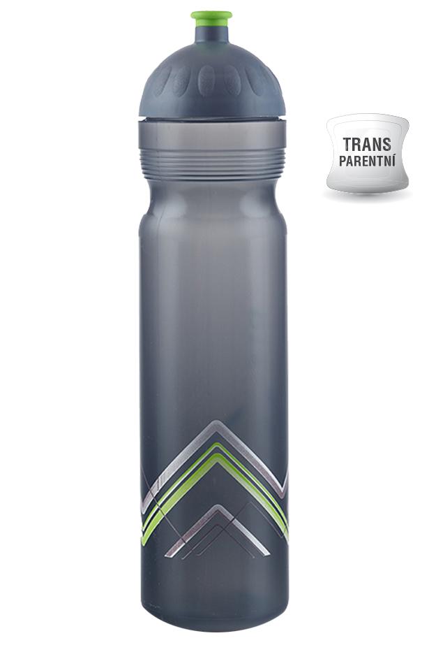 Zdravá lahev BIKE Hory zelená 1000ml