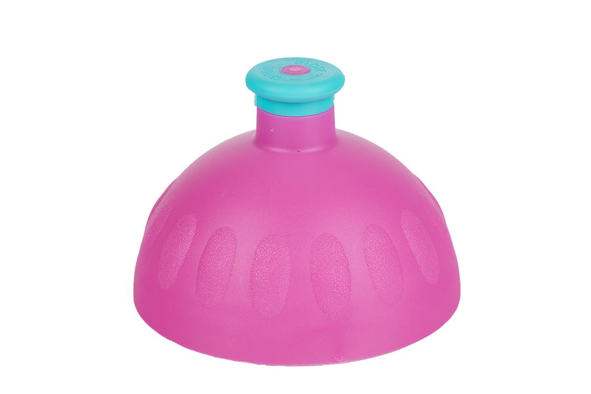 Náhradní víčko komplet Zdravá lahev - sv.fialovo-zelená tyrkys (Náhradní víčko pro Zdravou lahev, barva sv.fialová- zelená tyrkys zátka)