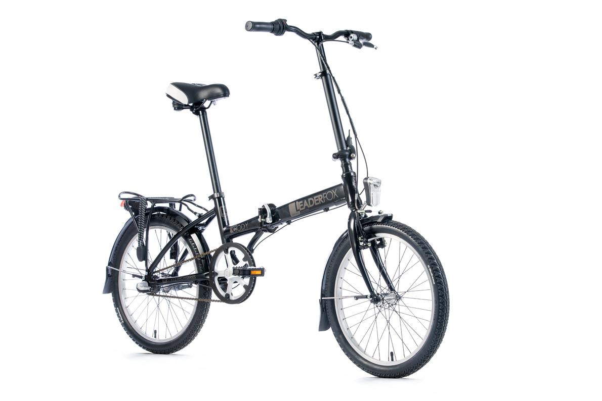 """Leader Fox CODY 20"""", model 2016, ZDARMA dopravné (Záruka nejlepší ceny + u nás ZDARMA doprava a bezdrátový cyklopočítač!)"""