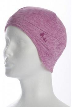Čepička pod přilbu ROLI Růženka dívčí (zima, 210 g) (model pro zimní období, 210 g bavlna)
