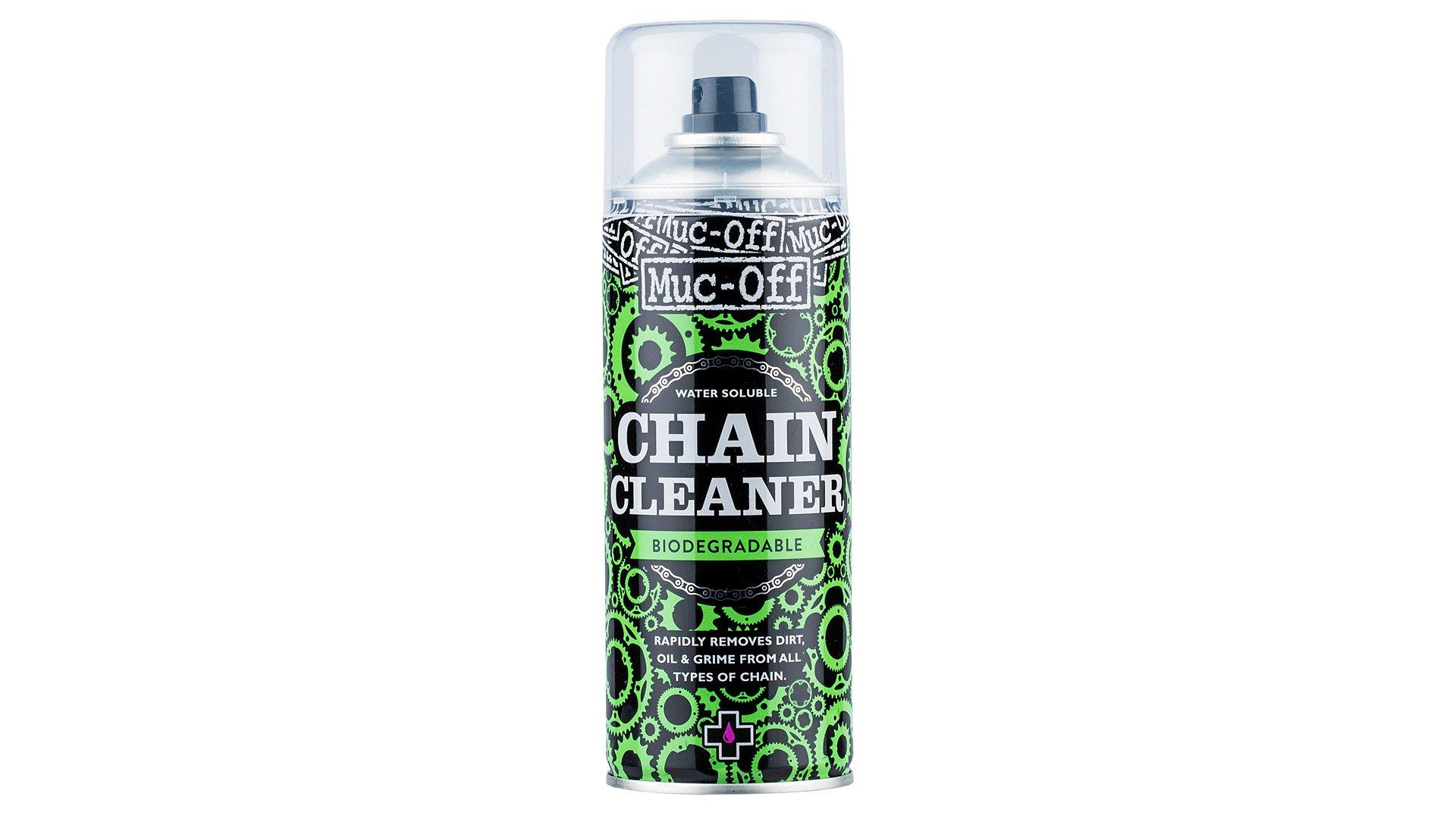 Muc-Off Chain Cleaner 400ml (Čistící prostředek na hrubou špínu)