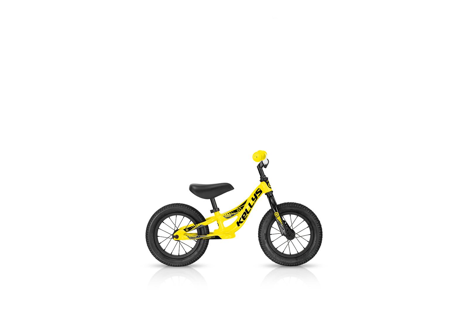 Dětské odrážedlo Kellys KITE 12 2017 (Zdarma dopravné + možnost zaslání seřízeného odrážedla)