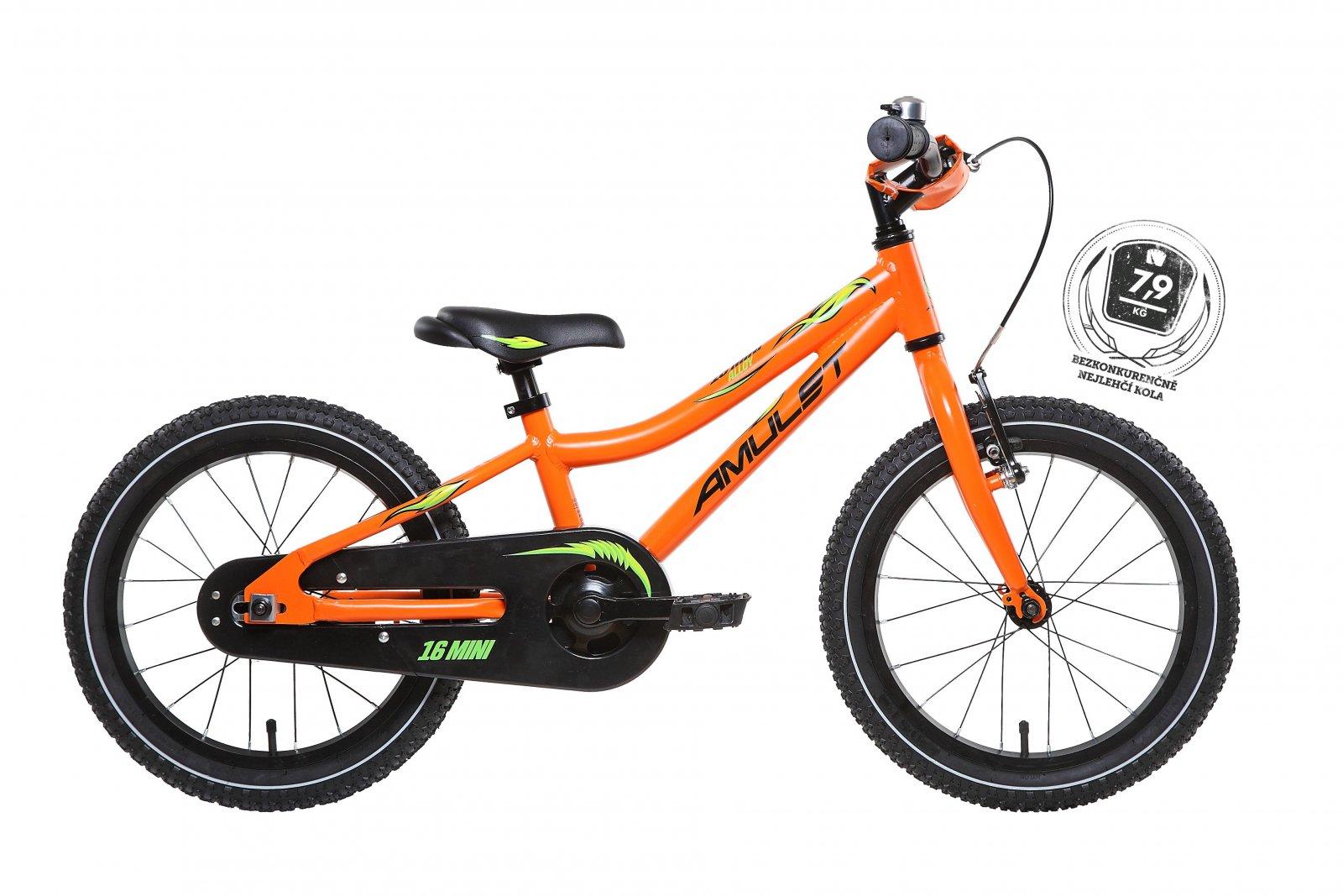 Amulet Mini 16 Lite 2016 orange, ZDARMA dopravné, montáž a sada blikaček (Zdarma dopravné + blikačky + odborná montáž)