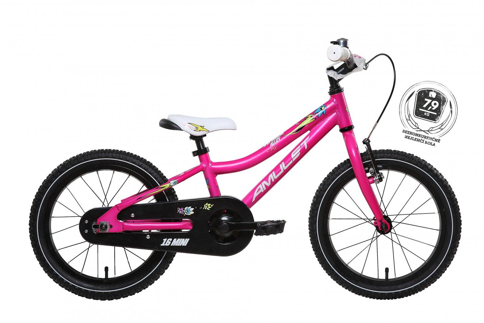 Amulet Mini 16 Lite 2016 pink, ZDARMA dopravné, montáž a sada blikaček (Zdarma dopravné + blikačky + odborná montáž)