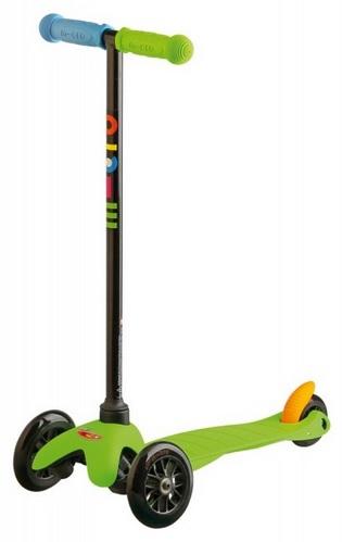 Mini Micro Sporty Neonová - zelená - ZDARMA DOPRAVNÉ a reflexní vesta