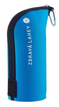 TERMOOBAL Zdravá lahev CABRIO - 0,5l modrý (Termoobal pro Zdravou lahev, barva modrá)