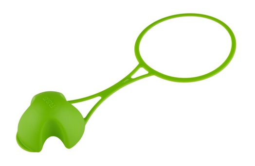 Zdravá láhev krytka Zelená