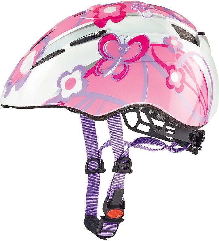 Cyklistická přilba UVEX KID 2, BUTTERFLY 2017