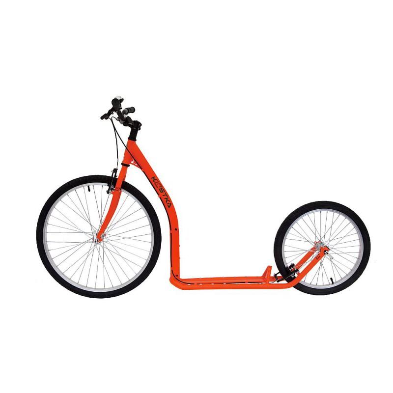 Kostka Tour Fun oranžová - ZDARMA dopravné