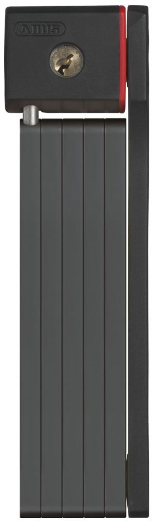 Zámek ABUS uGrip Bordo 5700, barva černá (Zámek na kolo, délka 80 cm)