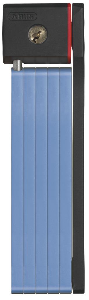 Zámek ABUS uGrip Bordo 5700, barva modrá (Zámek na kolo, délka 80 cm)