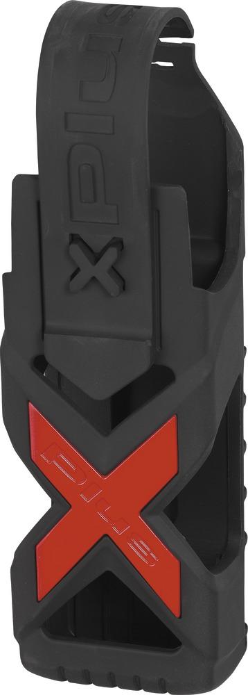 Pouzdro ABUS na zámky Bordo 6500, červený (Pouzdro pro přepravu zámku Bordo 6500)