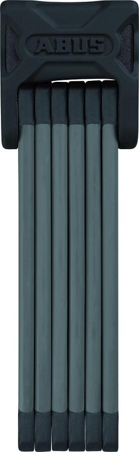 Zámek ABUS Bordo 6000, 90 cm, barva černá (Zámek na kolo, délka 90 cm)