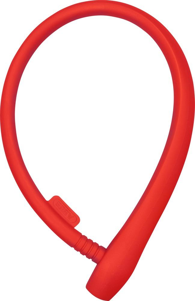 Dětský zámek ABUS uGrip Cable 560, 65 cm, barva červená (Dětský zámek na kolo, délka 65 cm)