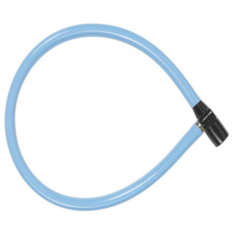 Dětský zámek ABUS 1900 Kids, 55 cm, barva modrá (Dětský zámek na kolo, délka 55 cm)